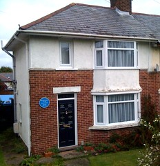 Photo of Ronnie Barker blue plaque
