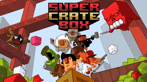 Super Crate Box on PS Mobile