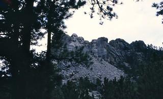 South Dakota   -   Mount Rushmore   -   June 1975