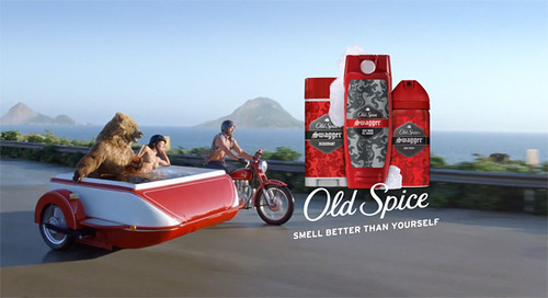 old spice swagger