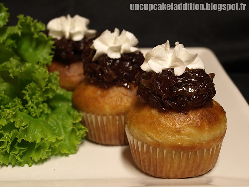 Cupcakes Take The Cake: Savory Cupcakes: Goat Cheese and Onion ...
