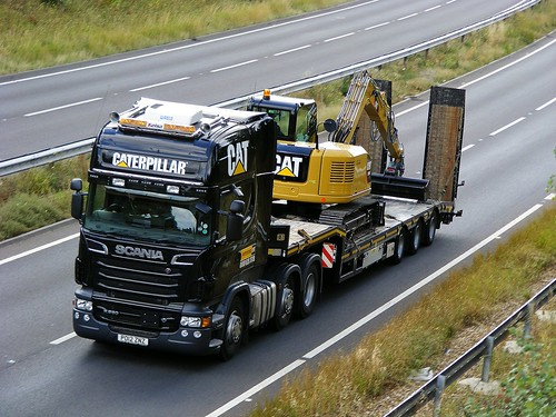 Ascroft Haulage Scania R560 Topline by Forthright James