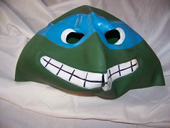 Ninja Turtles Halloween Mask