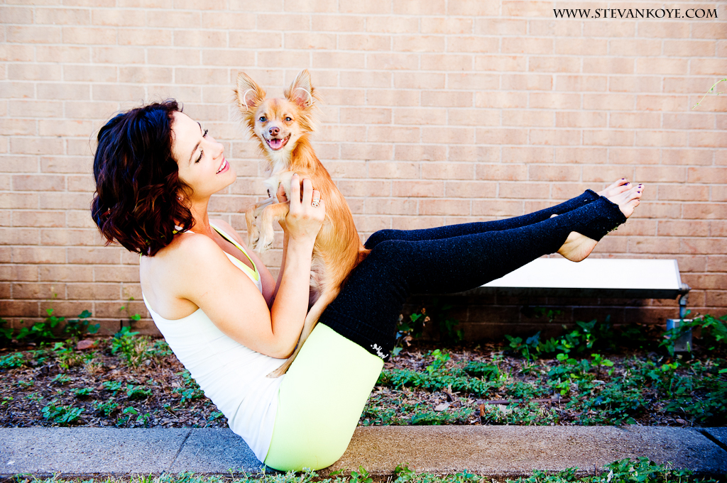 Dallas Yoga Photographer