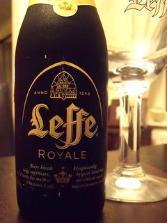 52 beers 5 - 05, Leffe, Royale, Belgium