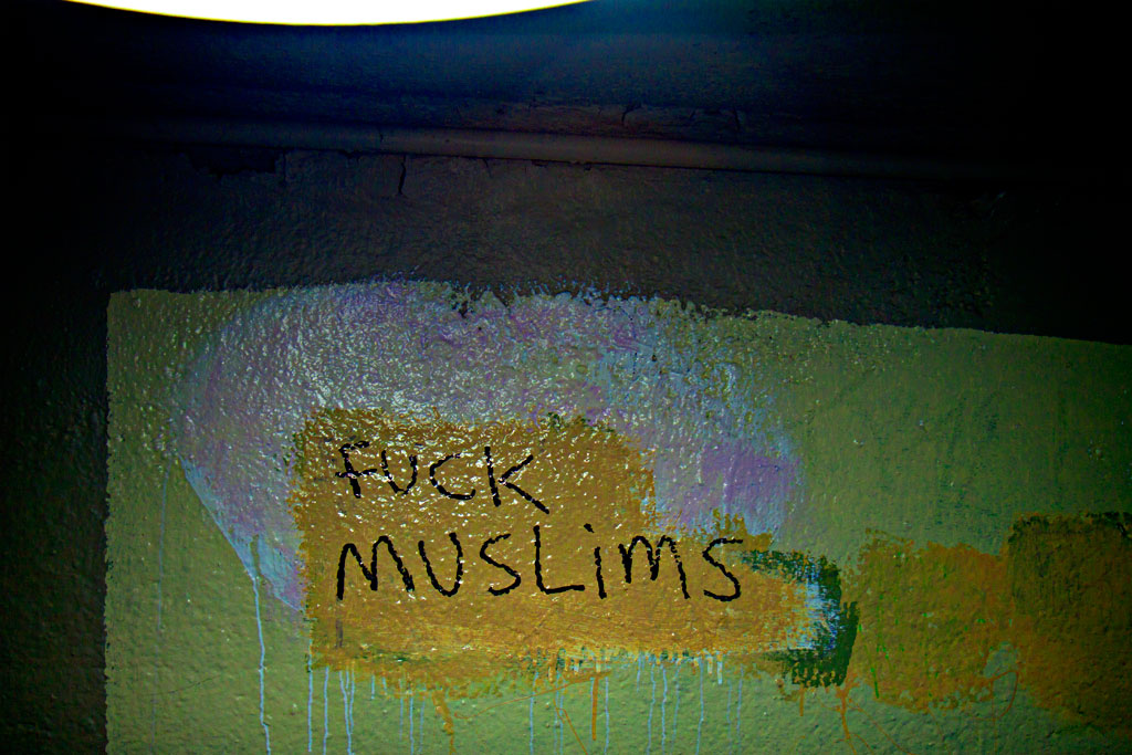 FUCK-MUSLIMS--East-Falls