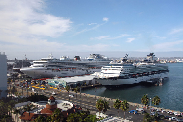 Where Do Cruise Ships Dock In San Diego Fitbudha Com