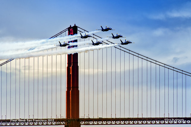 Fleet Week San Francisco 2012
