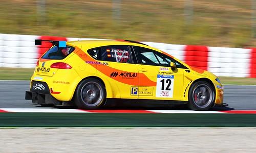 Cabezas CER Trofeo Ibérico de Resistencia 2012 Circuit Catalunya