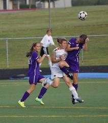 Bentonville vs. Fayetteville JV Soccer