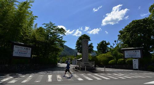 2012夏日大作戰 - 京都 - 嵐山 - 大本山天龍寺 (2)