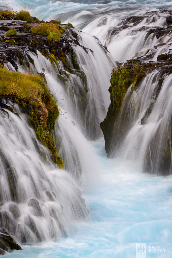 how to get to bruarfoss waterfall