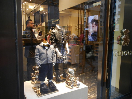 Sept 22 2012 Gucci Kids' Store