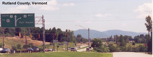 Rutland County VT