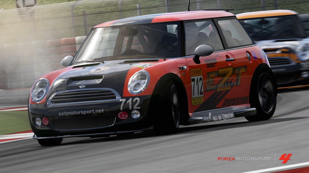 EZT Mini Cooper series - Sunday evening 8065251493_4a8d1597a8_b