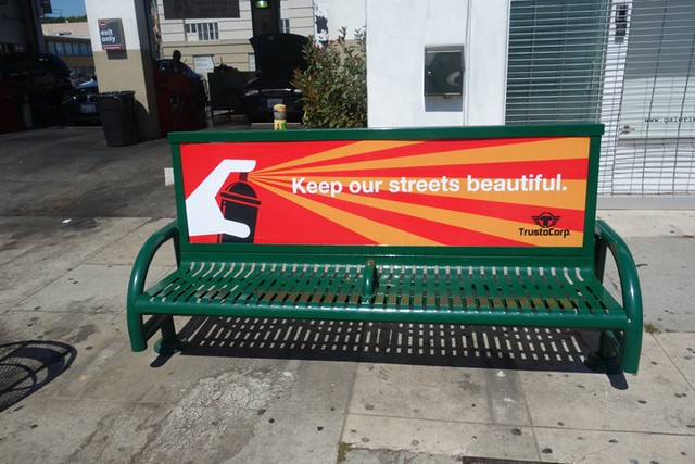 KEEP OUR STREETS BEAUTIFUL.