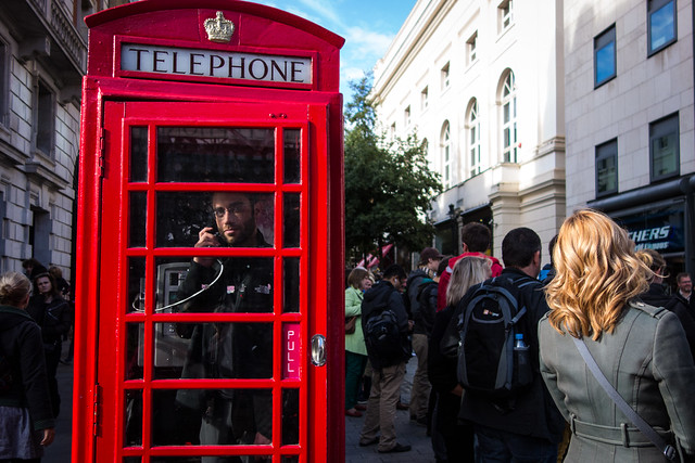 London - October 2012