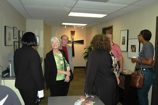 Dallas Outreach Center Reception