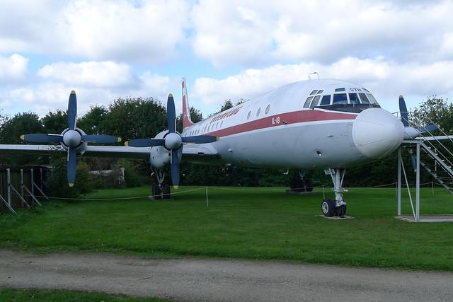 Interflug Iljuschin IL-18W