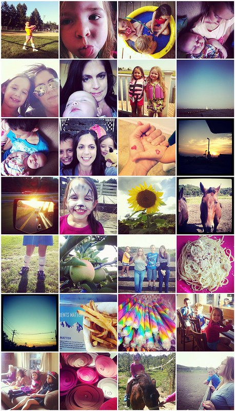 September 2012 in Instagram