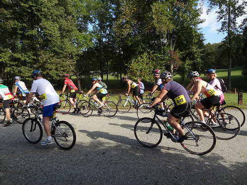 Tour of Richmond Oct 6, 2012 Ride (11)