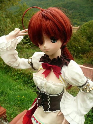 [Dollfie Dream Asuka] Après la pluie.. (màj 02/02) 8070818967_4f95ffb125