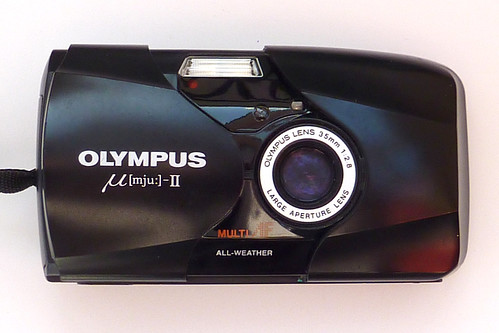 Olympus µ II (aka Stylus Epic) by pho-Tony