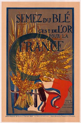 009-Sembrad trigo es el oro para Francia-University of Illinois at Urbana-Champaign