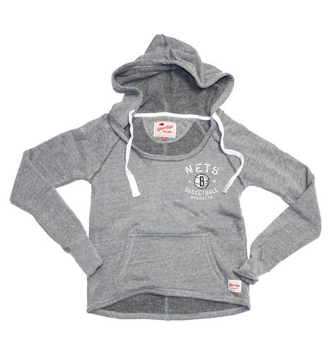 Brooklyn Nets Brooklyn Sweatshirt By Sportiqe Apparel
