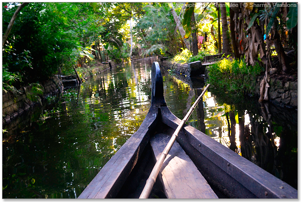Boat Ride to resort
