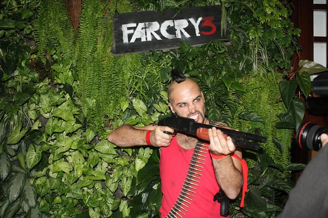 Far Cry 3 - Soirée de lancement 3