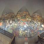 Palacio Nacional - Diego Rivera epic
