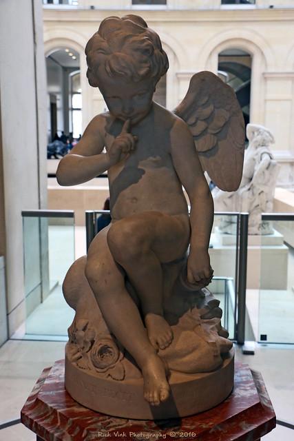 Menacing Cupid