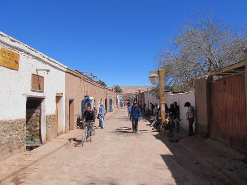San Pedro de Atacama et son centre-ville