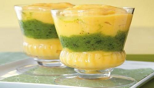 Burn-Fat-By-Amazing-Green-Tea-Kiwi-and-Mango-Smoothie