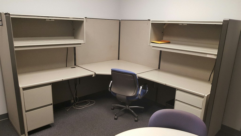 Office Furniture Cubes Removal Junk Removal