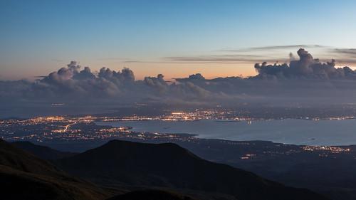leverdesoleil sigma1750mmf28 baiemahault pointeàpitre sunrise france antilles caraïbes caribbean guadeloupe volcan soufrière basseterre iles