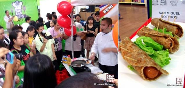 Chef RJ Garcia of San Miguel