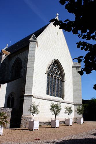 Castle-chapel