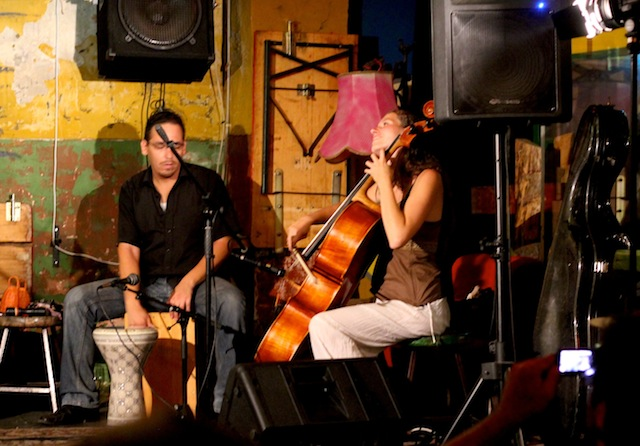 Szukitett Quartet at Szimpla Kert
