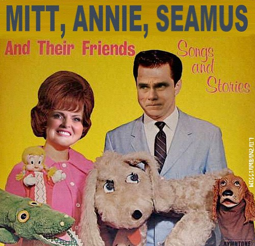 MITT ANNIE SEAMUS LP by Colonel Flick