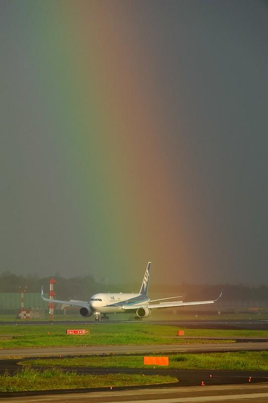 ANA Boeing767-300ER