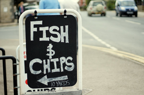 Fish & Chips this way