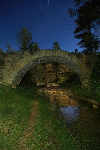 Puente Romano en Poyatos