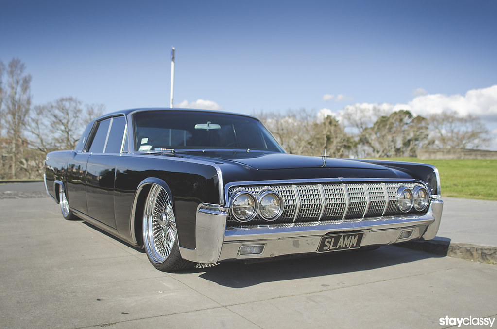 stay classy blog archive 1964 lincoln continental part i. Black Bedroom Furniture Sets. Home Design Ideas