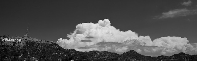 griffith park clouds