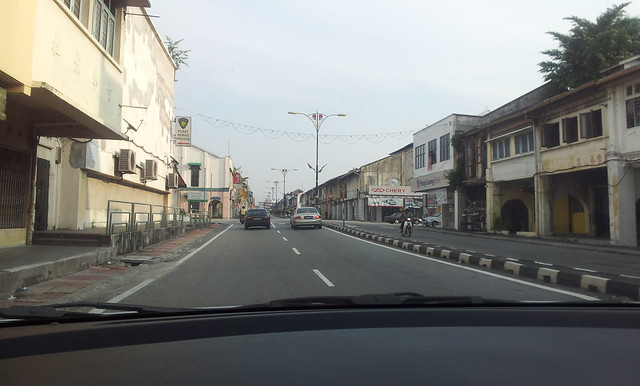 First Time Visit To Kampar & UTAR - Little Town Of Perak