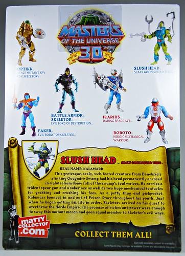 Slush Head: Scaly Goon Squad Thug