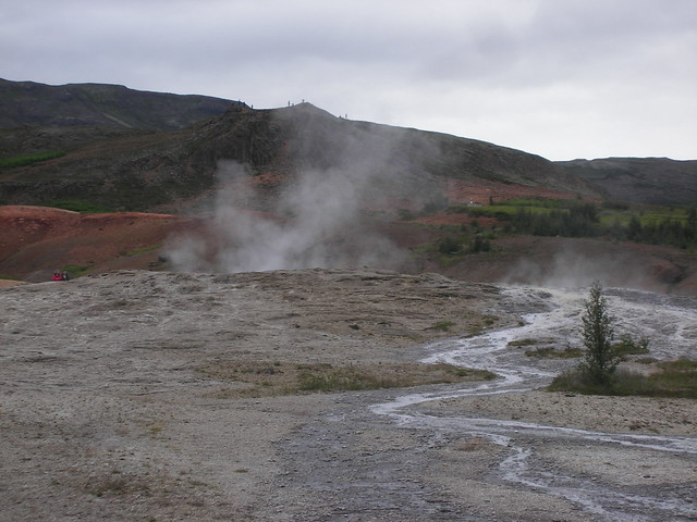 Geysir Center Islandia Iceland