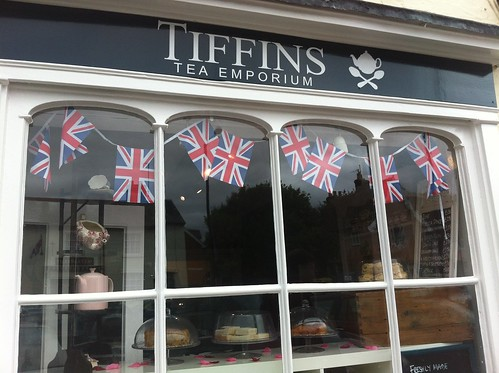 Tiffins Tea Emporium, Suffolk
